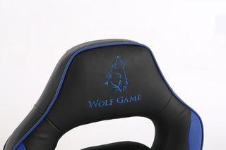 Silla ordenador gaming. WOLF GAME