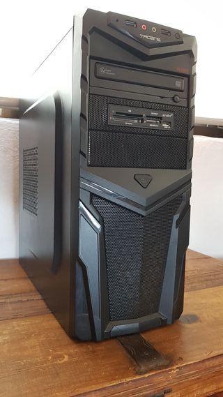 ordenador gaming quad core/8 gb ram/gtx 650ti