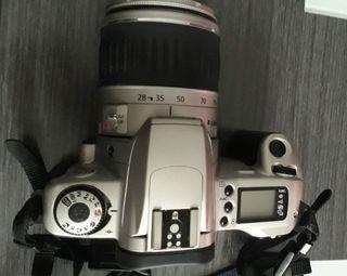 Cámara de fotos analógica CANON EOS 300