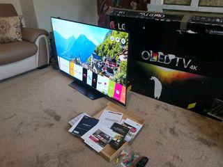 "LG OLED55B6V 55"" OLED SMART TV 4K"