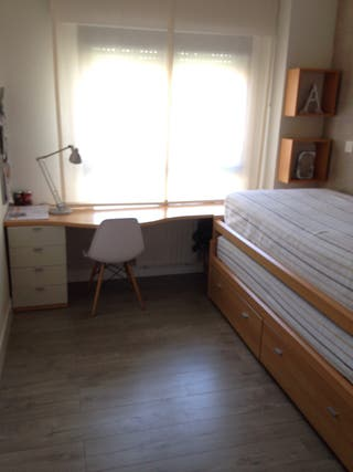 Dormitorio juvenil - Cama nido