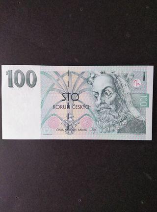 República Checa 100 korun. SC