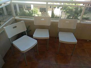 1 silla cocina o exterior