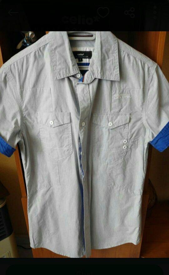 camisa chico Celio sin estrenar