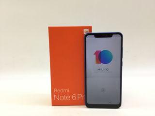 Movil Xiaomi redmi note 6 pro