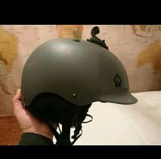 casco para snow pro-tec