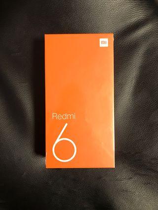 Xiaomi redmi 6 (precintado)