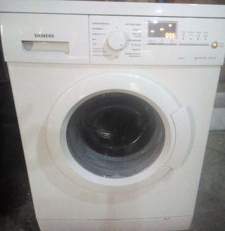 lavadora 7 kg Siemens