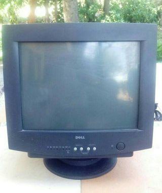 Monitor Retro Dell