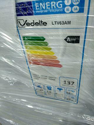 lavadora vedette carga superior