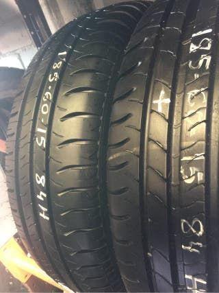 Ruedas 185/60R15 Michelin Usadas baratas OCASION