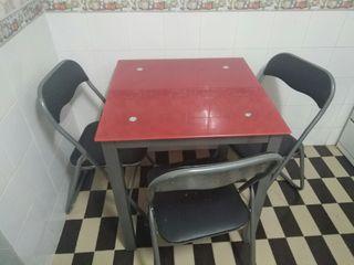Mesa+sillas cocina