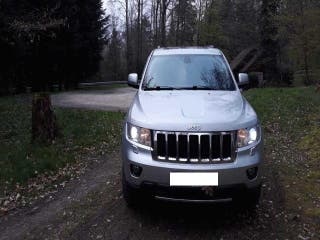 Jeep Grand Cherokee Limited 2012