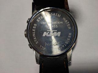 Reloj KTM Edición Limitada