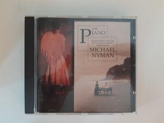 """banda sonora """"the piano"""""""