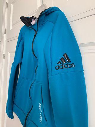 Sudadera niño Adidas - Real Madrid