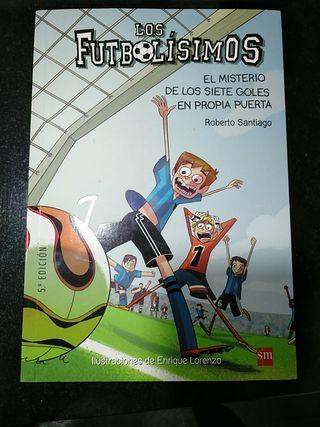 Los Futbolísimos.