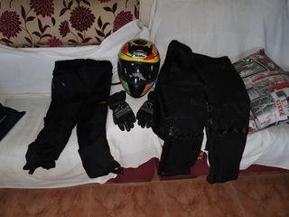 ropa moto
