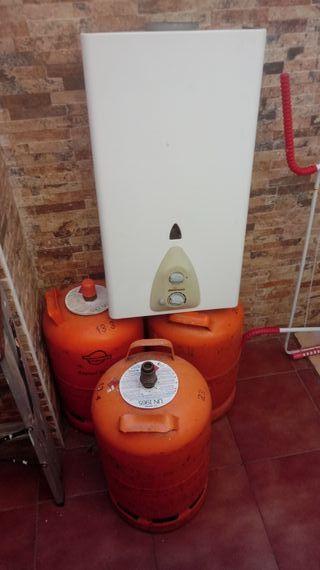 Termo (Calentador de Agua)