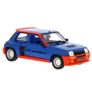 Renault 5 turbo burago a estrenar