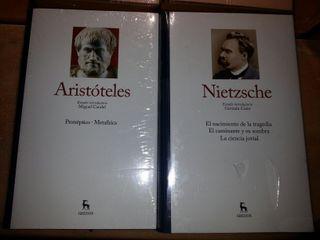 aristoteles metafísica nietzsche tragedia nuevo