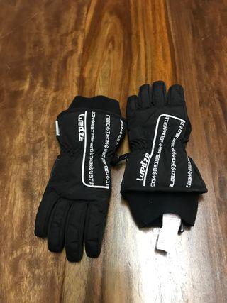 Juego de guantes y juego de manoplas invierno,
