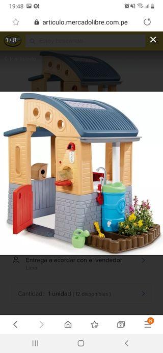 casa juguete ecológica
