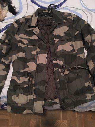 Chaqueta camuflaje militar Hym