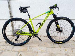 Bicicleta de montaña Orbea Alma M30 2018 Carbono