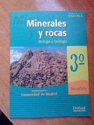 libro de texo de biologia y geología