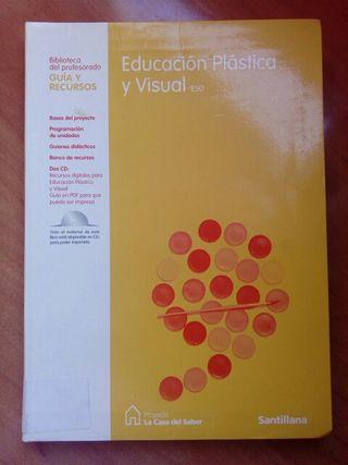 libro de texto de plastica