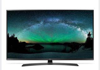 "Smart TV 43"" LG 4K UHD"