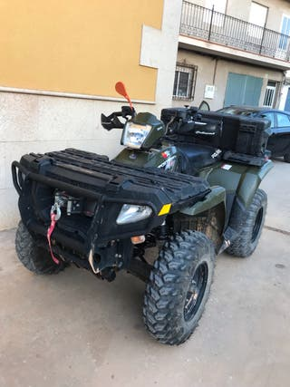 Quad atv polaris sportsman 800
