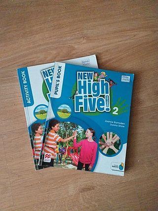 Libro Inglés 2 primaria