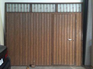 Portón / Puerta cochera / Garaje