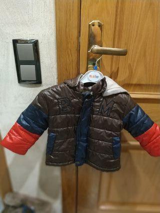 abrigos invierno niño