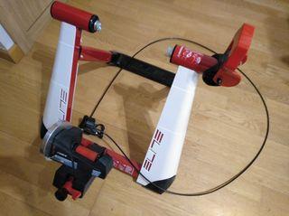 rodillo bicicleta elite force entrenamiento