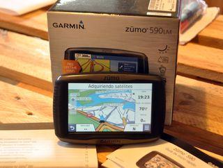 GPS Garmin ZUMO 590 LM