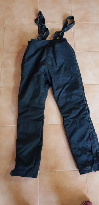 Pantalón moto goretex