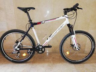 """Bicicleta b'twin ROCKRIDER RR 5.3, 26"""", Talla: XL"""
