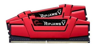Ram G.Skill Ripjaws V Red DDR4 3000Mhz 2x8GB CL15