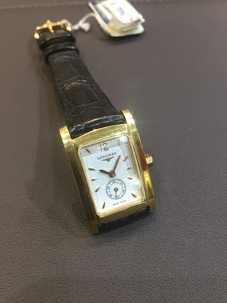 Reloj Longines señora oro