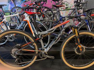 Bicicleta de montaña MMR Kenta carbono