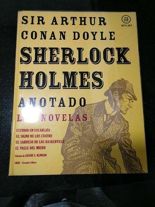 Sherlock Holmes (las novelas)