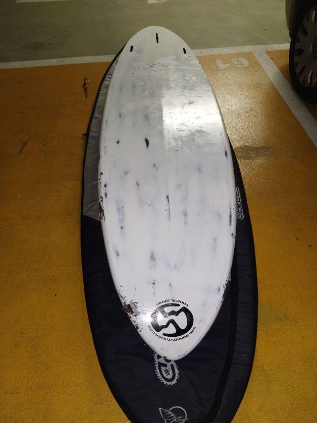 Vendo tabla windsurf Sailboard Tarifa