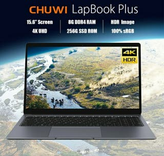 ordenador portatil chuwi lapbook plus