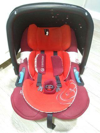 Silla bebe Concord Air Safe (Maxicosi) + Isofix