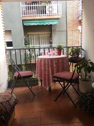 2 sillas plegables para jardín