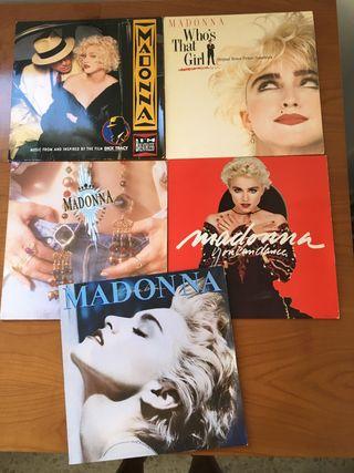Vinilos Madonna