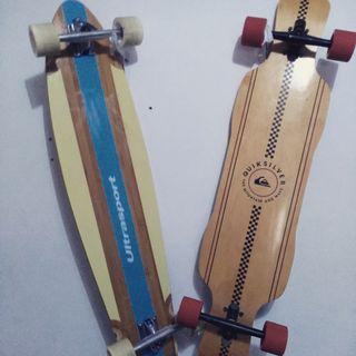longboards quiksilver y ultrasport